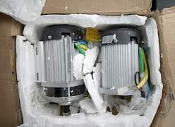 Бесколлекторный мотор 2.2 квт - Фото #1