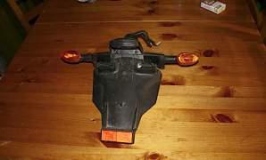 Задний брызговик на мотороллер - Фото #1