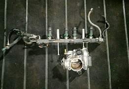 Дросель и топливная рампа passat b4,2.0 ady - Фото #1