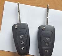 Новый Ключ для Ford Mondeo 4 Focus 3 - Фото #1