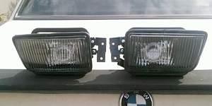 Противотуманные фары BMW E34 - Фото #1
