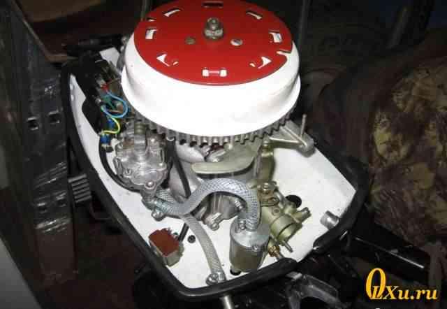 Доработка и модернизация мотора «Ветерок» — вариант №1