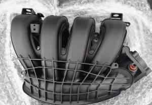 Впускной коллектор форд фокус3 - Фото #1