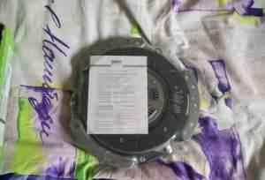 Сцепление в сборе (Valeo) новое в упаковке - Фото #1