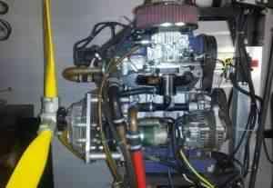 двигатель на дельталет - Фото #1