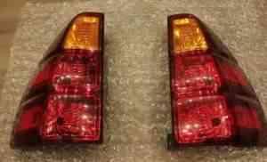 Фонари задние от GX 470 Спорт пакет - Фото #1