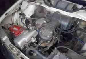 2141  двигатель - Фото #1