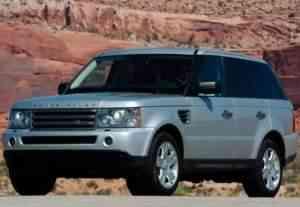 Запчасти на Range Rover Sport 2006Г - Фото #1