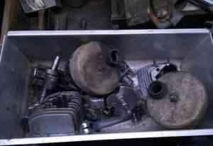 Запчасти к Карпаты и двигателю Д6 - Фото #1