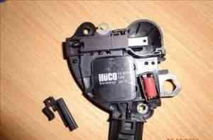 Реле регулятор Ford Focus huco 130771 - Фото #1