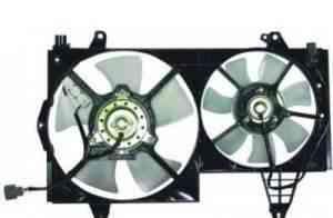 Вентиляторы радиатора volvo s40 - Фото #1