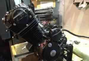 Двигатель для irbis ttr250 - Фото #1