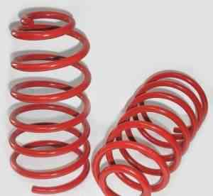 Заниженные пружины -35 мм для киа церато (kia cera - Фото #1