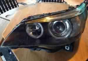 Фара левая BMW 5 Оригинал - Фото #1
