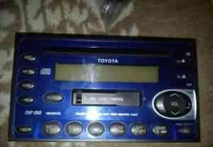 Магнитофон на Toyota Caldina - Фото #1