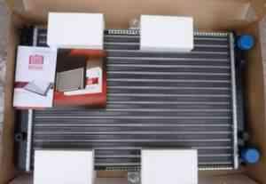 Радиатор охлаждения на ВАЗ 2108-21099, 2113-2115 - Фото #1