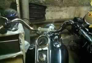 Стоковые тросы и шланги Harley Davidson softail 05 - Фото #1