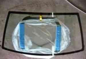 Лобовое стекло Audi A4 - Фото #1
