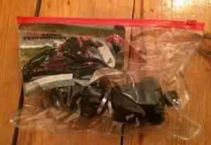 Слайдеры на Honda CBF600 - Фото #1