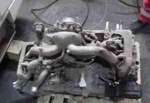 Subaru EL15 запчасти на двигатель и навесное - Фото #1