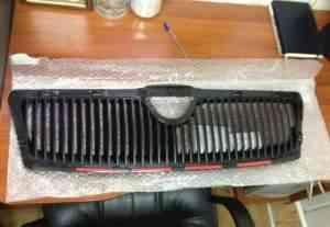Решётка радиатора Skoda Oktavia - Фото #1