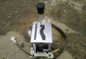 Переключатель скоростей Мицубиси Оутлендер XL - Фото #1