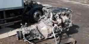 Двигатель 4HK1 Исузу, Isuzu 4HK1, NQR 75 - Фото #1