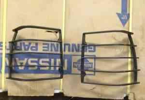 Накладки на задние фонари KIA sportage 95Г. В - Фото #1