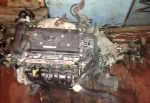 Двигатель хёндай солярис - Фото #1