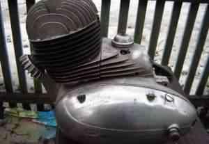 Новый двигатель jawa 354 - Фото #1