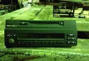 Радио модуль радио блок на Бмв е53 е39 - Фото #1