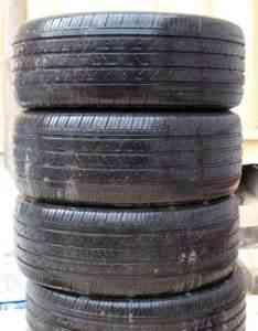 Оригинальные колеса на BMW X3 R17c Michelin Pilot - Фото #1