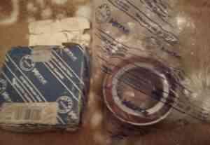 Подшипник ступицы Meyle на Пассат, Гольф, Джетта - Фото #1