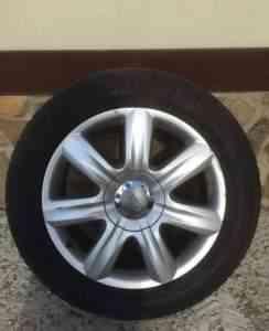 комплект колес для audi Q7 - Фото #1