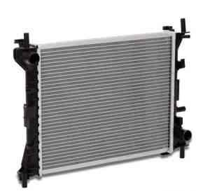 Радиатор охлаждения Для Форд Фокус 2 - Фото #1