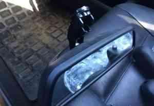 Зеркало салонное BMW - Фото #1