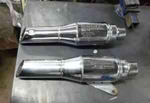 Глушители для Kawasaki VN750 - Фото #1