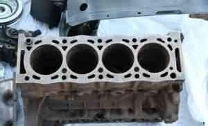 Блок двигателя для Freelander 2 - Фото #1
