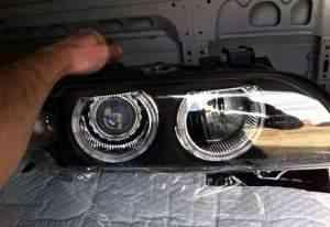 Фары для BMW e 39 комплект тюнинг - Фото #1