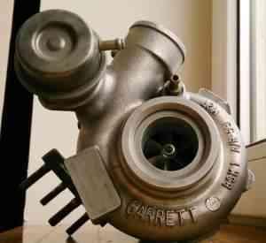 Новая турбина garrett GT17 встроенный вестгейт - Фото #1