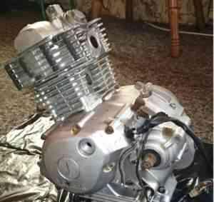 Двигатель YBR 125 на запчасти б/у - Фото #1