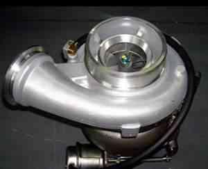 Турбина Detroit Diesel S60 - Фото #1