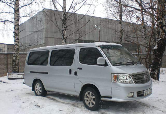 Покажите пожалуйста микроавтобус фотон с пробегом