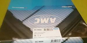 Фильтр салона AMC SC-9608 (ориг. 72880-XA00A) - Фото #1