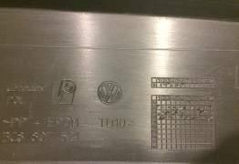 Спойлер заднего бампера VW Passat CC Пассат цц - Фото #2