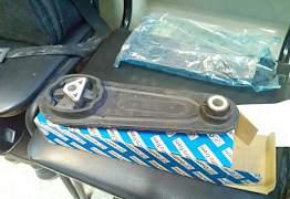 Подушка двигателя задняя на Ниссан Кашкай, Меган-2 - Фото #3