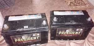 Аккумулятор super president 115D31R12V 95AH - Фото #2