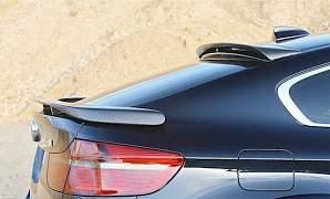 Карбоновые спойлеры багажника hamann BMW X6(E71) - Фото #1