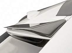 Карбоновые спойлеры багажника hamann BMW X6(E71) - Фото #2