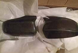 Карбоновые спойлеры багажника hamann BMW X6(E71) - Фото #5